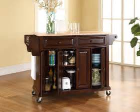 kitchen island carts crosley kitchen cart island by oj commerce 369 00 460 00