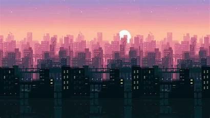 Pixel Retro Wallpapers Animated Anime Windows Rpg