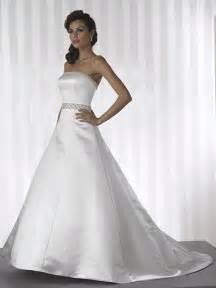sleeveless wedding dresses lifestyle fashions strapless wedding dress