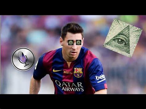 Messi Illuminati Siritheories Lionel Messi Is The Illuminati