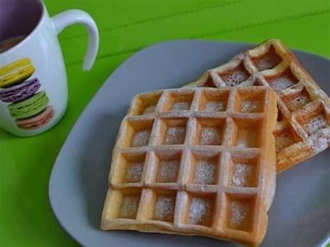 recette facile pate a gauffre recette pate a gaufre facile 28 images p 226 te 224 gaufres thermomix une recette de dessert