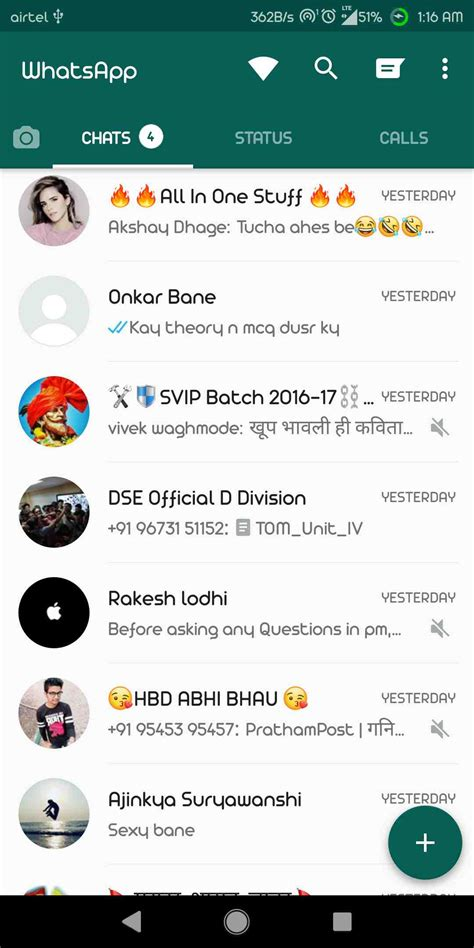 gbwhatsapp 6 50 mod apk for android with new updated features