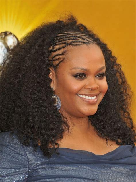 braided hairstyles  older women elle hairstyles