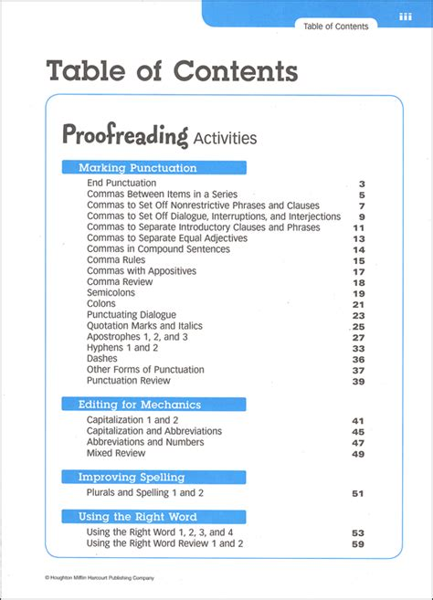 Write Source (2012 Edition) Grade 8 Skillsbook Student (026505) Details  Rainbow Resource