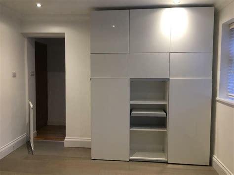 ikea platsa modular storage cabinets sets  woking