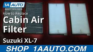 How To Install Change Cabin Dust Pollen Air Filter 2001