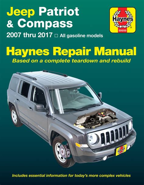 car repair manuals online pdf 2010 jeep patriot windshield wipe control patriot haynes manuals