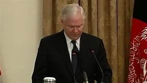 Gates Apologizes For Afghan Civilian Casualties Video ...