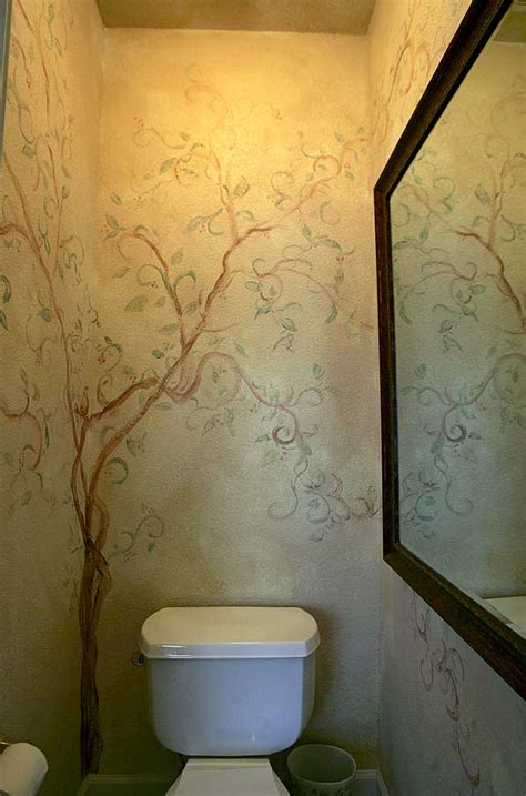 bathroom wall mural ideas murals lofty expressions