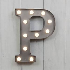 p vegas metal 11quot mini led letter lights marquee letters With letters with light bulbs in them