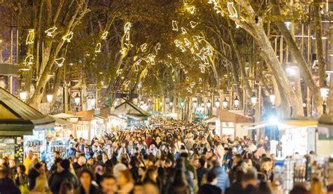 barcelona  december    festivals  essentials