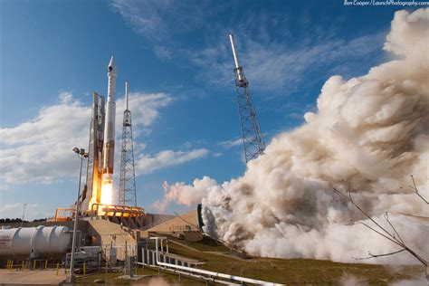 11 Stunning Images Of Rocket Launches