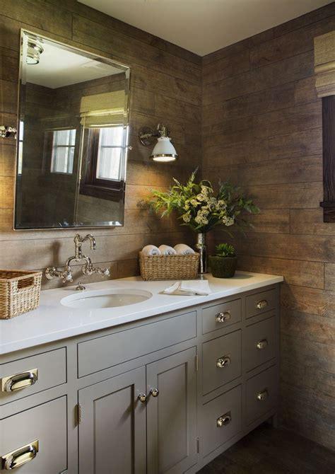 kings lane farmhouse faux wood tile gray cabinets ralph