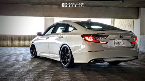 Research the 2020 honda accord hybrid with our expert reviews and ratings. Wheel Offset 2020 Honda Accord Nearly Flush Coilovers ...