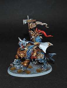 Silver And Blue Minis  Warhammer Age Of Sigmar Stormcast