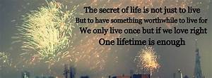Life Quotes For Facebook Timeline. QuotesGram