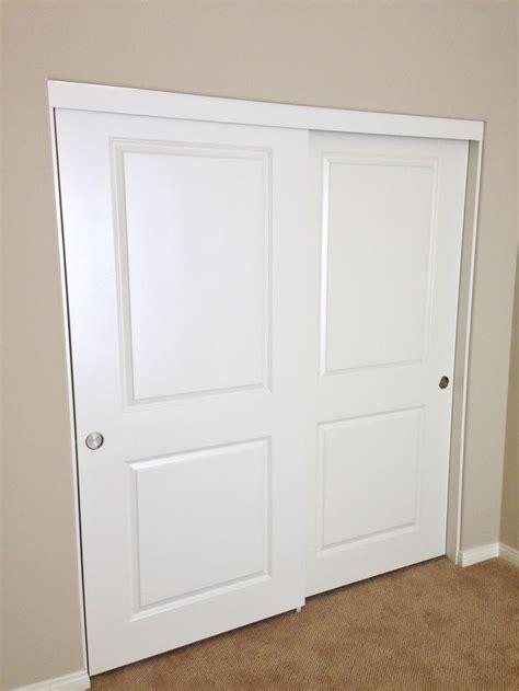 panel  track molded panel sliding closet