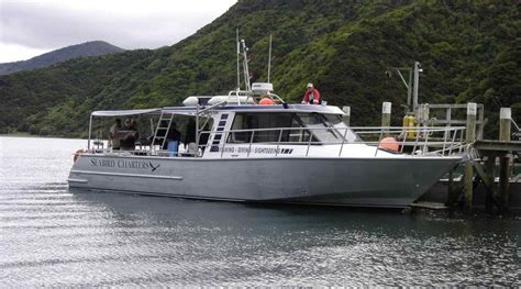 Fishing Boat Charters Nz by Seabird Charters Nelson New Zealand Boat Fishing Charters