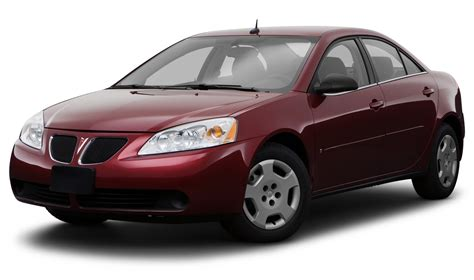 2008 Pontiac G6 Reviews, Images, And Specs