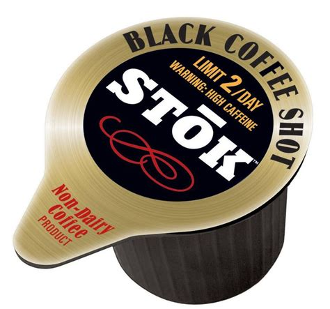 Each one has the caffeine content of a single i have been looking for the coffee shots called stokes for months now are. SToK Caffeinated Black Coffee Shots, 264 ct Single-Serve Packages Reviews 2020