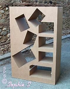 Meuble En Carton Design : mobilier boutique presentoir et banque d 39 accueil en carton ~ Melissatoandfro.com Idées de Décoration
