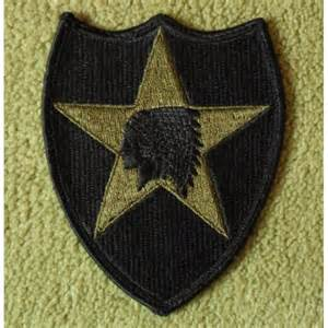 U.S. Army 2nd Infantry Division Patches