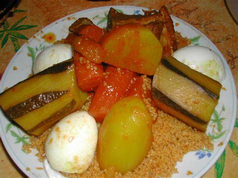 cuisiner un couscous couscous tunisien la cuisine facile de mymy