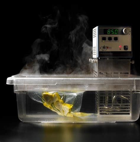 formation cuisine sous vide food science sous vide
