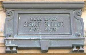 Bath-Heritage.c... Bishop Joseph Butler Quotes