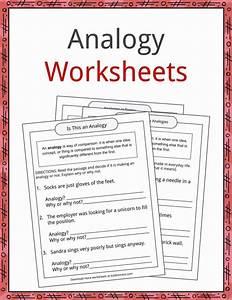 Worksheets. Analogy Worksheets. atidentity.com Free ...