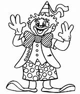 Clown Coloring Krusty Circus Evil Colouring Printable Getdrawings Printables Getcolorings Dentistmitcham sketch template