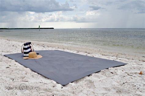 beach blanket  sawdust  stitches
