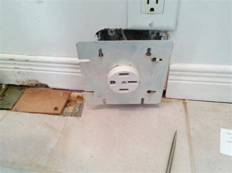 Kitchen Range Outlet by How To Legally In Canada Add 240v Power Outlet From 240v