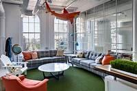 interesting modern interior design ideas Unique, fun, whimsical office interior design