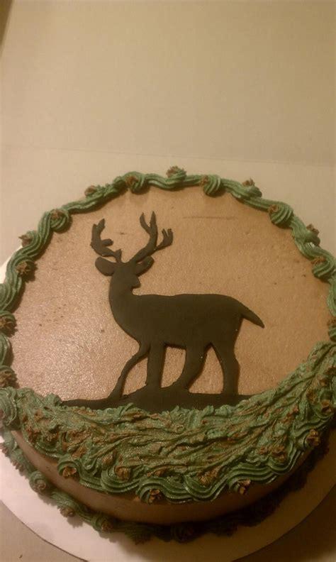 images  hunting cakes  pinterest deer