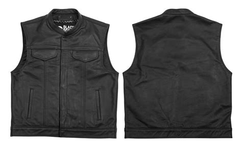 Look The Part With The Black Brand Club Vest