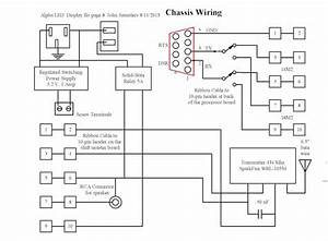 Led Display Circuit Diagrams