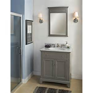 Fairmont Designs Bathroom Vanities Fairmont Designs 30 Quot Smithfield Vanity Medium Gray Bathroom Vanities Only Hms Stores