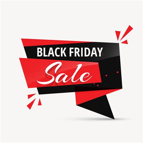 black frigay template black friday sale chat bubble promotional template