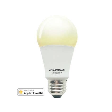 sylvania intros apple homekit compatible soft white bulb
