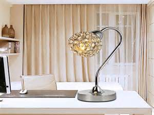 Crystal Table Lamps Living Room