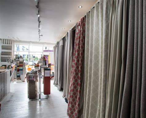 notting hill showroom   measure curtains  west