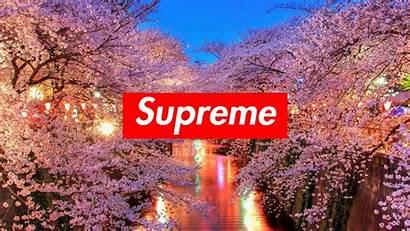 Supreme Wallpapers Background Anime Pc Backgrounds Desktop