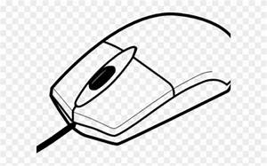 Computer Mouse Clipart Basic - Computer Mouse Pencil ...