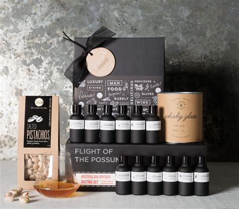 australian whisky gift set gourmet basket