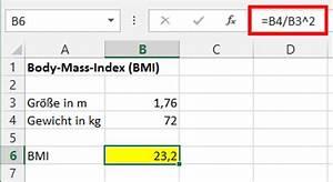 Bmi Genau Berechnen : excel f r unentschlossene was w re wenn der tabellen experte ~ Themetempest.com Abrechnung