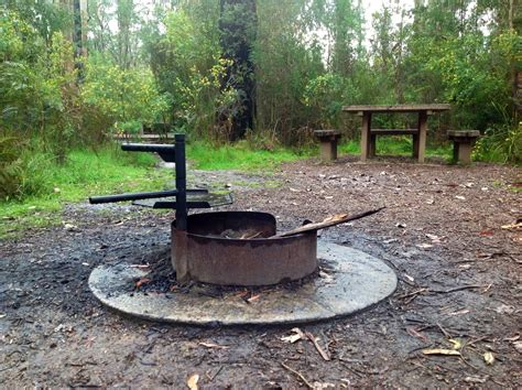 Panoramio  Photo Of Fire Pit And Cooking Plate Provided