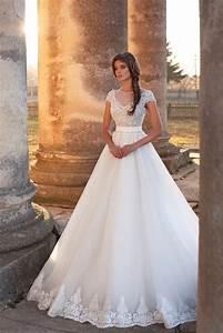 robes de mariee tendances 2017 2018 mode nuptiale With robe de mariée tendance 2018