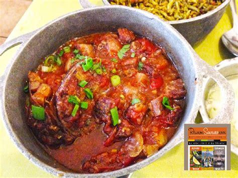 recette cuisine creole reunion recette rougail zandouille réunion ou cari zandouillette fumée