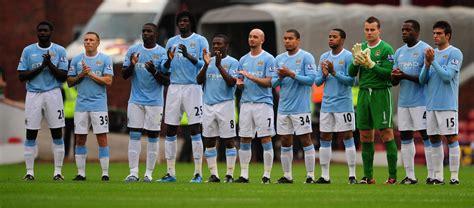 manchester city fc premier league club  power